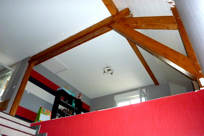 Charpente de toiture