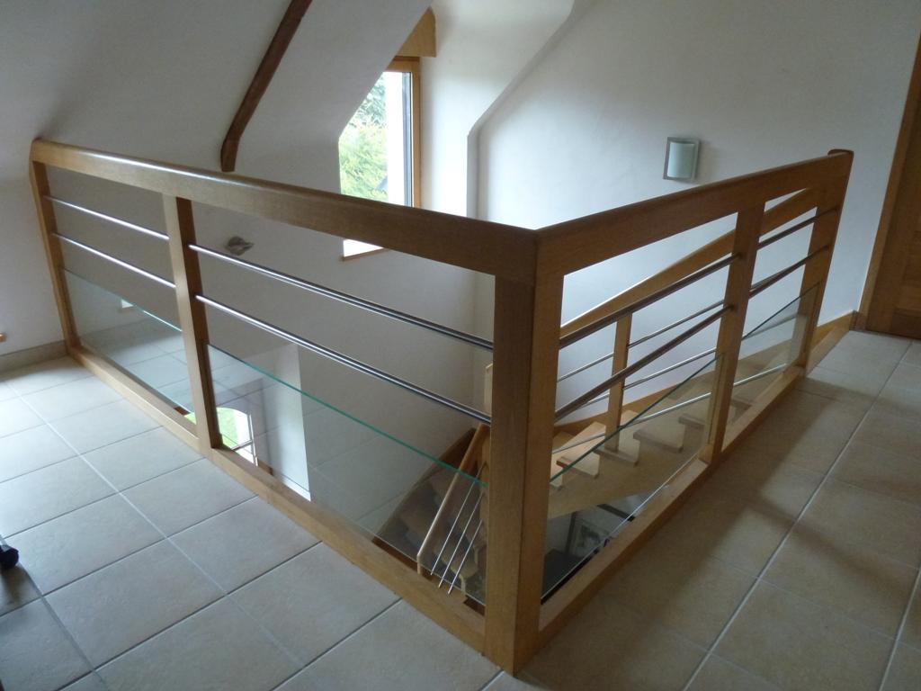garde corps scierie menuiserie mombert. Black Bedroom Furniture Sets. Home Design Ideas